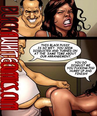 Black woman porn comics pics 608