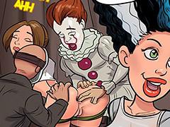 comics halloween halloween