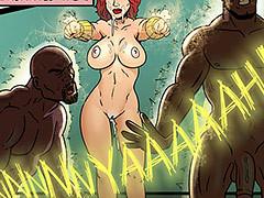 comics black black